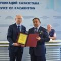 Казахстанские ироссийские космонавты побывали наозере Алаколь
