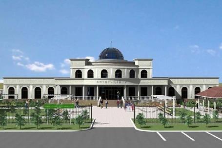 Для строительства визит-центра вУлытау выделено 718млн тенге