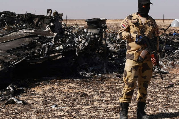 Барак Обама поддержал версию о взрыве на борту А321