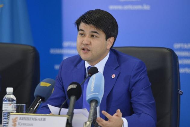 Задержан бывший министр нацэкономики Куандык Бишимбаев
