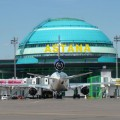 Аэропорт Астаны будет принимать и отправлять до 20 тыс. рейсов