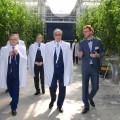 Президент прибыл в Актюбинскую область