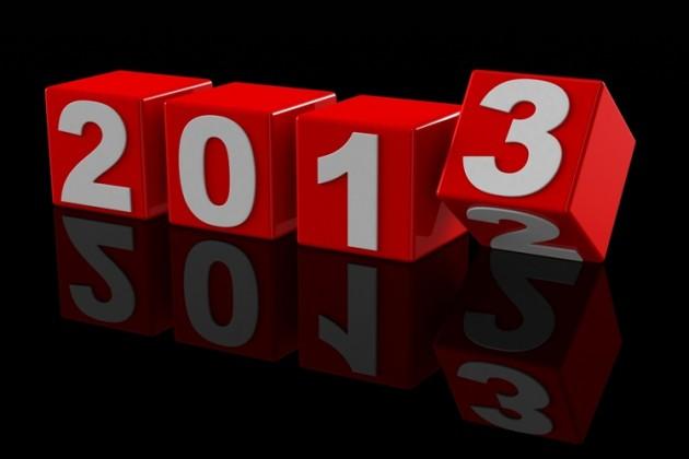 Составлен список трендов 2013 года