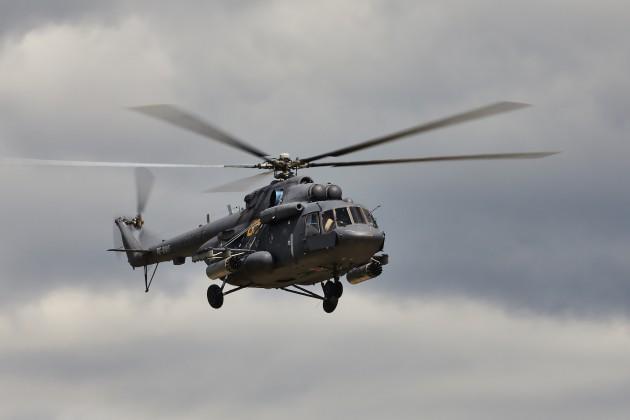 В Вооруженных силах РК приостановлены полеты вертолетов Ми-8
