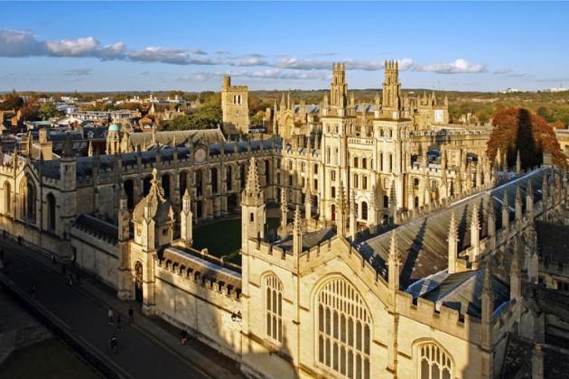 Составлен список лучших университетов мира