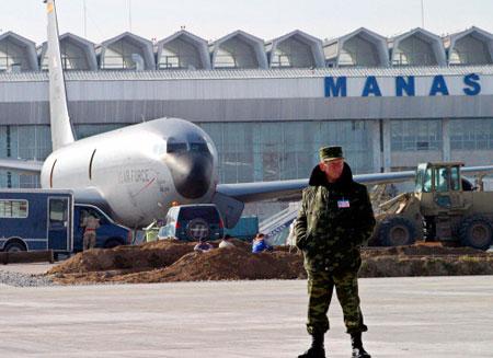 Одобрен транзит британских войск через кыргызское небо