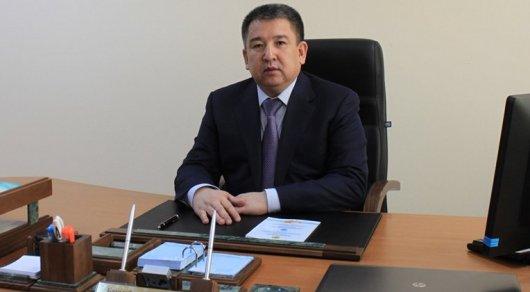 Бахытбек Иманалиев освобожден от занимаемой должности
