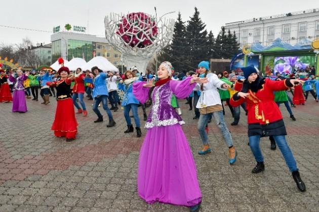 В Петропавловске появилось Дерево желаний
