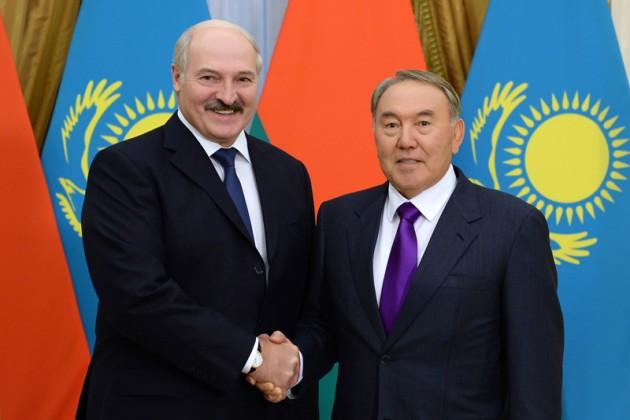 Развитие ЕАЭС обсудили Назарбаев и Лукашенко