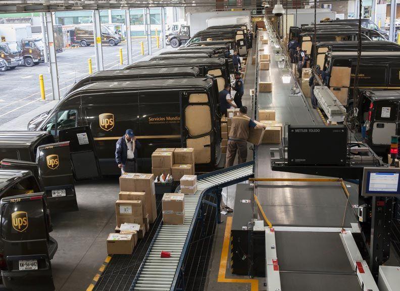UPS задействует блокчейн для отслеживания посылок