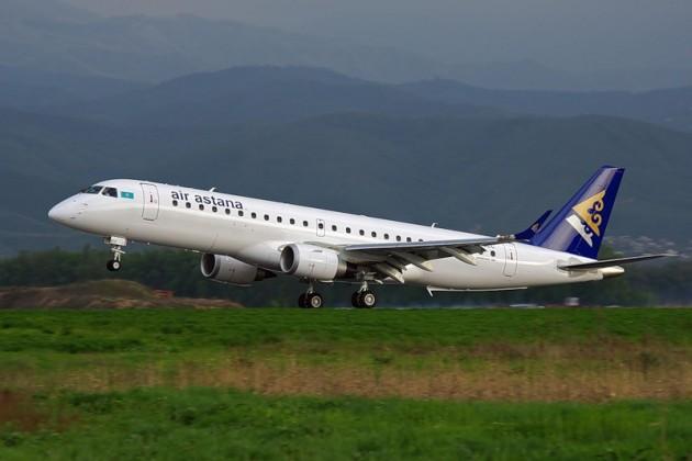 Эйр Астана задержала рейс на 30 часов по техпричинам
