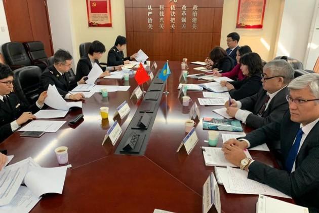 Китай готов покупать казахстанские продукты