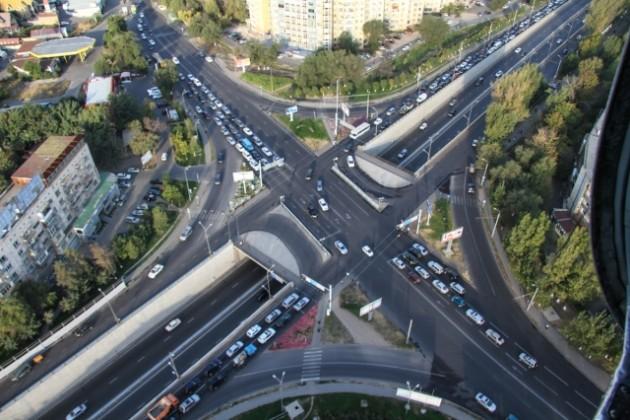 Алматинцы разработают транспортную стратегию