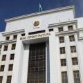 Задержан старший помощник прокурора Жамбылской области