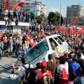 Турция выплатит компенсации пострадавшим от акций протеста
