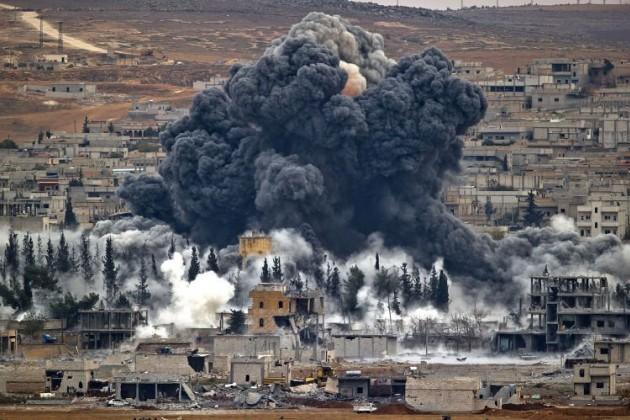 Ракетный удар поСирии непривел кчеловеческим жертвами