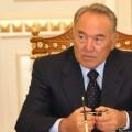 Нурсултан Назарбаев награжден Золотым знаком