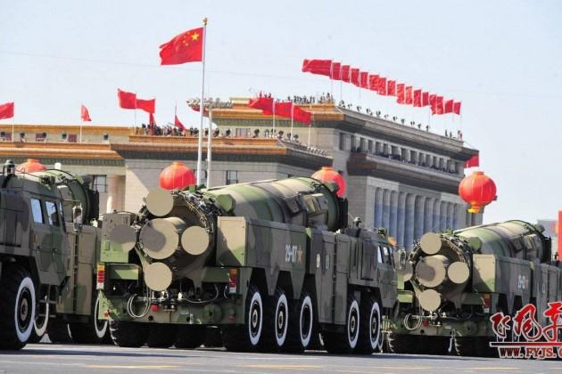 Китай отреагировал нановую ядерную доктрину США