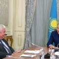 Президент заслушал отчет оходе трансформации Самрук-Қазыны