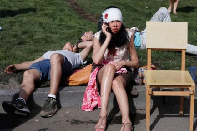 Граждан РК среди пострадавших в аварии в московском метро нет