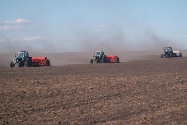 Установлена цена дизтоплива на период весенне-полевых работ