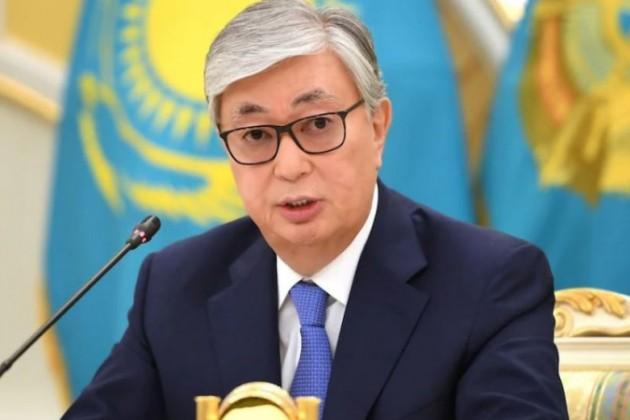 Касым-Жомарт Токаев следит за ситуацией в Кыргызстане