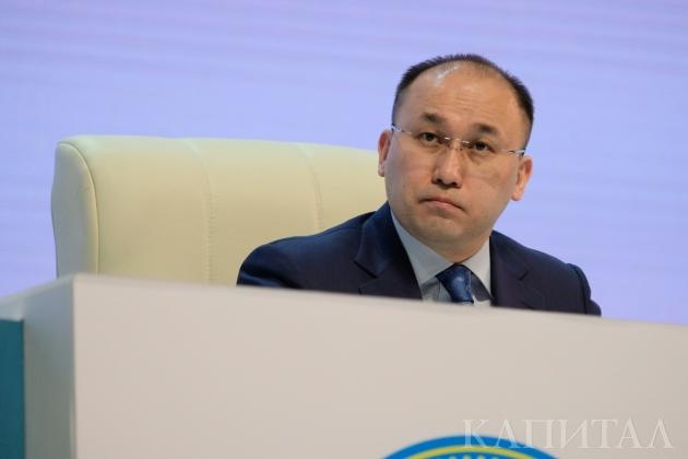 Даурен Абаев рассказал  о работе нового министерства