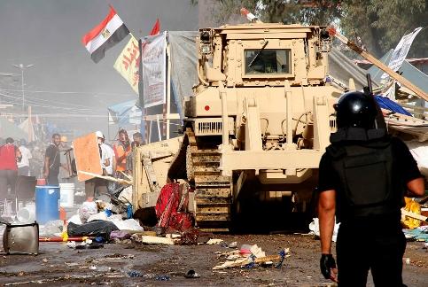 Беспорядки в Египте подстегнули цены на нефть