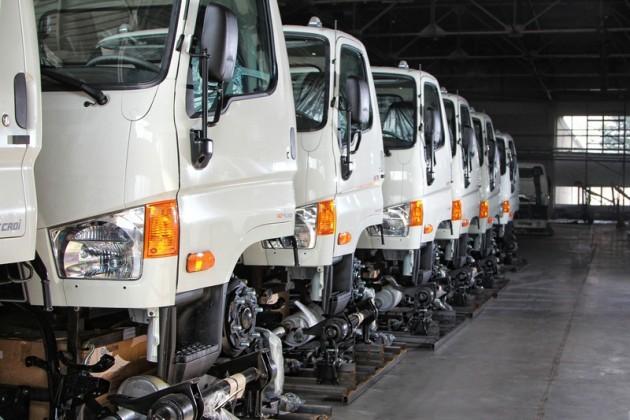 Туркменистан ждет от РК лекарства и грузовики