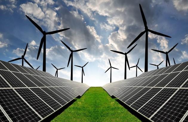 Китай стал лидером попроизводству возобновляемой энергии