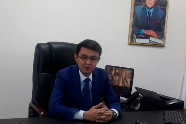 Управление земельных отношений города Алматы возглавил Ардак Самамбетов