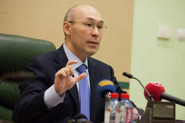 Келимбетов: Тенге пока еще имеет запас прочности