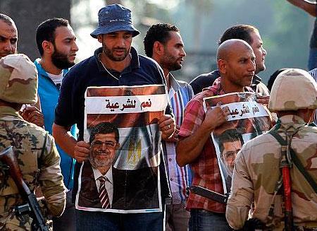 Перемирия в Египте не будет