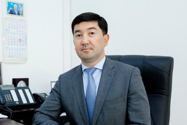 Батыржан Байжуманов стал заместителем акима Алматинской области
