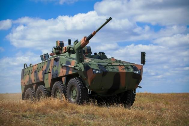Казахстанские бронированные машины представят на выставке в России
