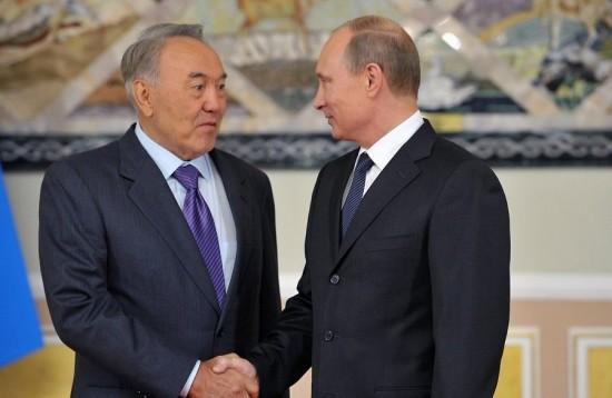 Перспективы сотрудничества обсудили президенты Казахстана иРоссии