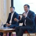 Нурлан Ногаев ответил навопросы бизнесменов