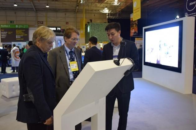 Казахстан представлен накрупной технологической конференции WebSummit
