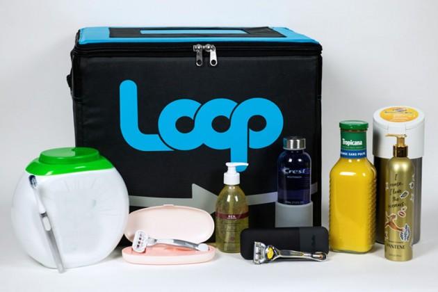 Ведущие производители потребтоваров создадут платформу Loop