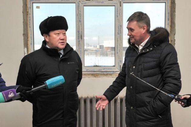 На севере Казахстана планируют производить стройматериалы