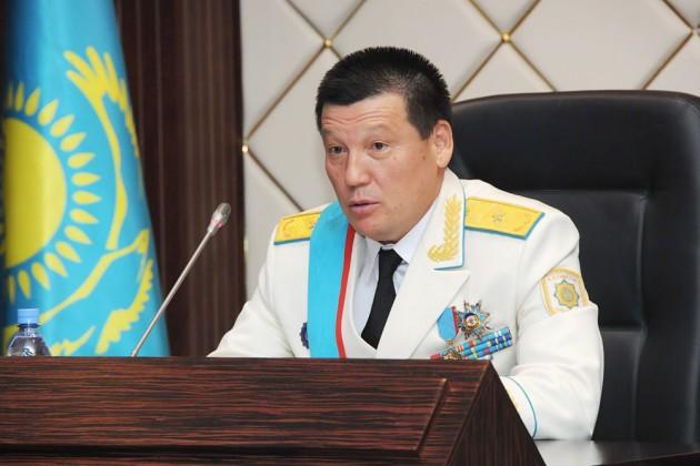 Главный военный прокурорРК получил новое назначение