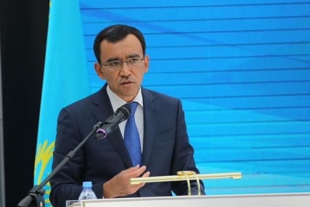 Маулен Ашимбаев рассказал опредстоящих изменениях вработе Нур Отана
