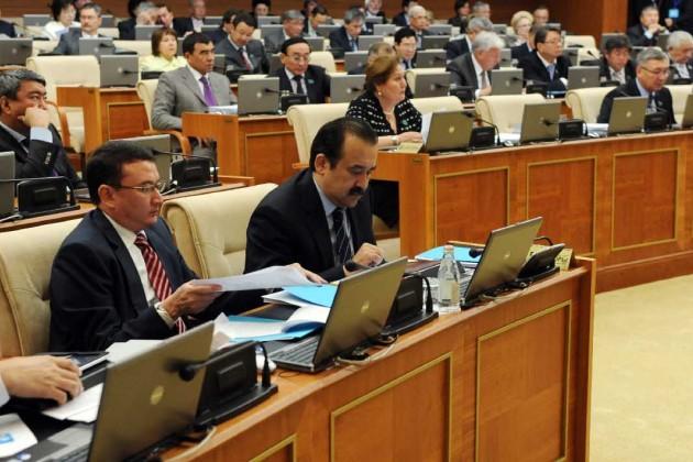 Заседание палат парламента РК назначено на 2 сентября