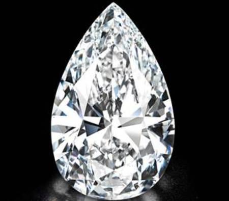 На Christie's выставят совершенный бриллиант