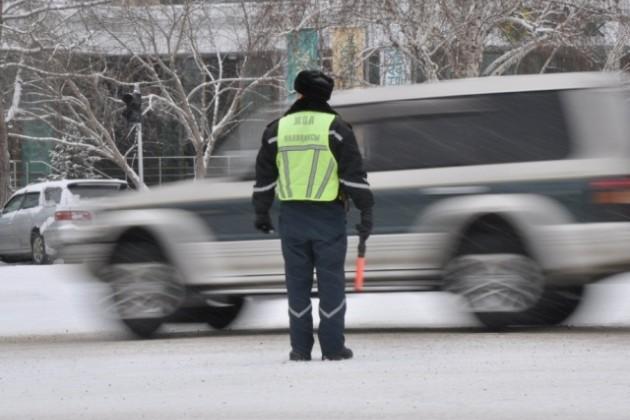 В Астане за два дня задержаны 25 пьяных водителей