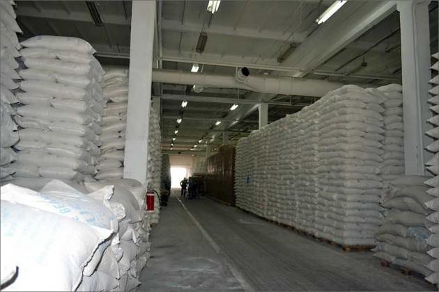 Казахстан произвел 3 млн. тонн муки