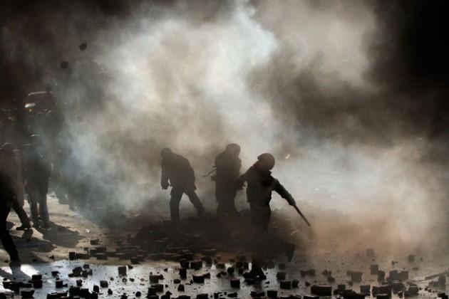 На Украине объявили перемирие