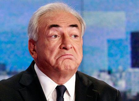 Стросс-Кан стал членом наблюдательного совета РФПИ