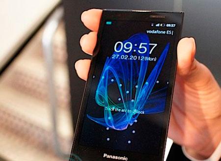 Panasonic отказался от производства смартфонов