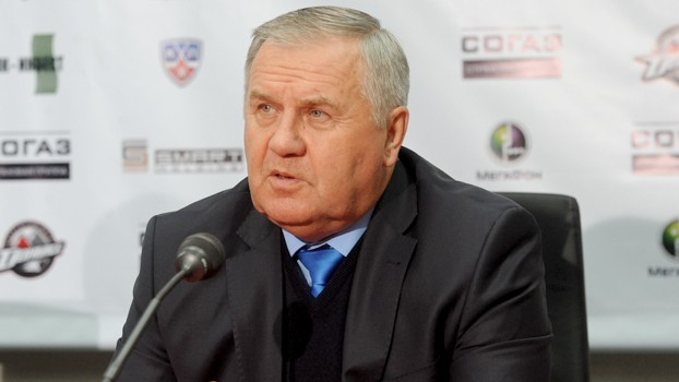 Крикунов покинет пост главного тренера ХК «Барыс»